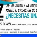 Adeje ofrece formación para la creación de empresas online y restauración