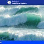 Canarias | Alerta por fuertes vientos y oleaje