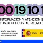 El Instituto de la Mujer activa el teléfono de servicio gratuito de información y atención sobre sus derechos