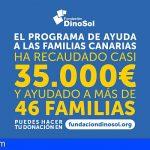 Fundación DinoSol e HiperDino ofrecen a las familias canarias una alternativa solidaria de ayuda