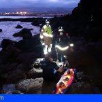 Rescatan a un Kitesurfista en Montaña Roja, El Médano
