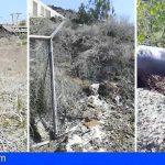CC de Guía de Isora denuncia el abandono de la estación de bombeo en Las Charquetas