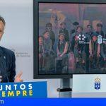 Canarias presenta la campaña 'Vacúnate' de impulso a la inmunización contra la COVID-19