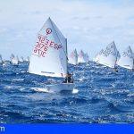 Tenerife y Gran Canaria lideran el Campeonato de Canarias de vela en La Palma