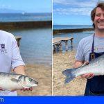Arona | Aquanaria y su gran lubina atlántica deslumbran en OA Beach Club con su 1er «Canarias Brotherfood»