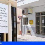 CC-PNC de Adeje exige la mejora del servicio público de Correos y una defensa de sus trabajadores