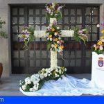 Granadilla celebra el Día de la Cruz con la tradicional elaboración de cruces