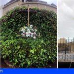 San Miguel enrama las cruces de mayo