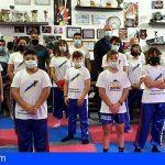 Granadilla | La escuela de kickboxing de Mar Rodríguez acude con la selección canaria al Campeonato de España