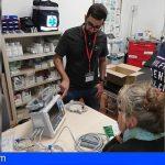 Canarias adquiere 131 desfibriladores con destino a su red de hospitales