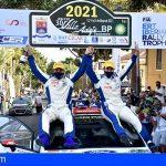 Rallye Villa de Adeje | Dos de dos para Cruz en el provincial