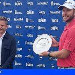 Adeje será, una semana más, escenario de la élite mundial del golf