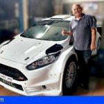 Tenerife | Félix Brito pilotará lo que resta de temporada un Ford Fiesta R5