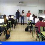 Guía de Isora acerca la administración electrónica al alumnado de los IES