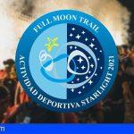"""Canarias   Full Moon Trail Naviera Armas reconocida como """"Actividad deportiva Starlight"""""""
