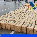 Nuevo golpe al narcotráfico internacional en Gibraltar se salda con más de 7 toneladas de hachís