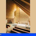 La nueva iglesia de Alcalá, finalista en la Bienal española de Arquitectura y Urbanismo