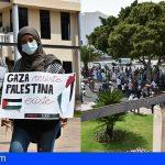 Tenerife Sur | El pueblo saharaui marcha por la libertad del Sahara