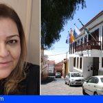 Silveria Díaz Dorta, nueva secretaria general de CC-PNC en Vilaflor