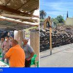 Guía de Isora comienza con las obras de la nueva plaza, aparcamiento y parque infantil de El Jaral