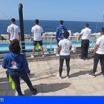 El PFAE GJ Rompeola conoce las profesiones del ámbito marítimo junto a la Autoridad Portuaria de Los Cristianos