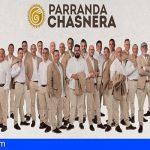 Parranda Chasnera actuará en el Auditorio de Los Cristianos en el marco de las Jornadas de Etnografía y Folclore