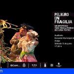 'Peligro en Fragilia' llega al Auditorio de Adeje para concienciar sobre las especies invasoras