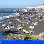 CC-PNC de Stgo. del Teide: «Las playas del municipio se quedan sin banderas azules por segundo año consecutivo»
