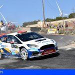 Rallye Villa de Adeje | Enrique Cruz logra su primera victoria nacional con maestría e inteligencia