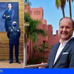Gregory de Clerck del hotel The Ritz-Carlton, Abama en Guía de Isora recibe la cruz al mérito policial