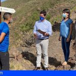 Stgo. del Teide inicia las obras del proyecto de adecuación de elementos de interés cultural: Ruta Ecotur
