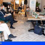 Adeje | El CEST y el Cabildo analizan las medidas para la reactivación económica en la isla