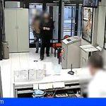 Dos detenidos por atracar tres bancos en Navarra y Zaragoza, haciéndose con un botín de 15.000€