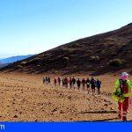 Granadilla | 'Rutas saludables' promueve la actividad física y la mejora de la salud de la población