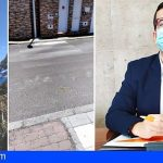 Cs pide mejoras en la señalética y seguridad vial de Pelada, en El Médano
