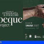 Arona | El grupo de folclore-fusión Simbeque actúa el 27 de mayo en el auditorio Infanta Leonor