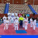 Éxito del taekwondo granadillero en los juegos escolares y el Campeonato insular de cadete y junior
