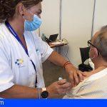 Canarias lleva administradas 992.382 dosis de vacunas contra la COVID-19