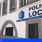 Granadilla reclama que la plantilla de la Policía Local sea vacunada al igual que el resto de sectores esenciales