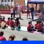 Granadilla pone en valor el patrimonio musical canario en los centros educativos con motivo del 30 de mayo