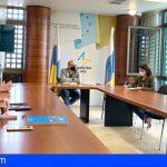 Representantes sindicales de las policías locales de Canarias se reunen con el Grupo Parlamentario de CC