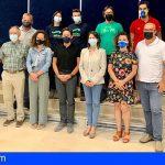 Stgo. del Teide expuso el proyecto ecoturístico Eco-Tur 'Entre almendros y volcanes' en la jornada de Activa Canarias