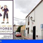 San Miguel reanuda las actividades al aire libre en el Club de la 3ª Edad