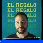 """Canarias   Adonay Santana presenta su segundo single """"El Regalo"""""""