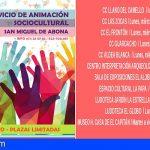San Miguel | El servicio de animación sociocultural modifica su horario para los meses de verano