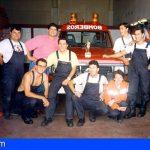 Adeje   La primera Asociación de Bomberos Voluntarios de Canarias cumple 35 años