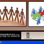 San Miguel lanza un proyecto de apoyo terapéutico para familias con entorno social afectado por la covid