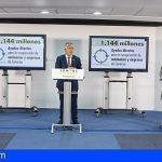Canarias | Luz verde al decreto-ley que regula los 1.144 millones en ayudas COVID-19 para empresas y autónomos