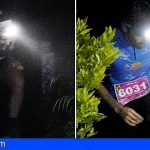 Tenerife Bluetrail | Eduard Hernández y Patricia Domínguez ganan la carrera vertical nocturna