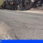 CC-PNC de Arona exige el reasfaltado de la carretera TF-28 entre La Centinela y la entrada a La Camella